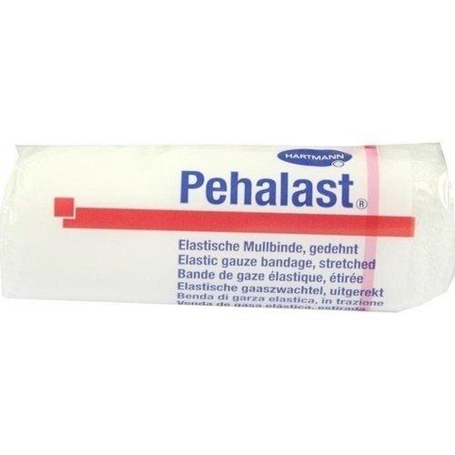 Peha-Last Mullbinde elastisch 8cmx4m 1 ST PZN 00781204 - ST