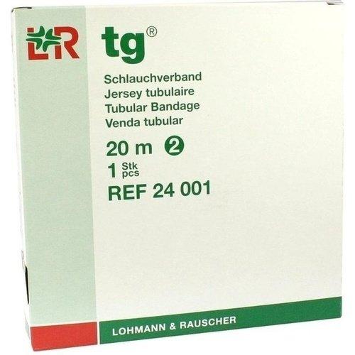 TG Schlauchverband Gr. 2 20m weiß 1 ST PZN 01020217 - ST