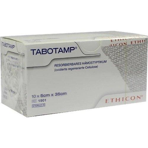 Tabotamp Hämostyptikum 5x35cm Wundgaze 10 ST PZN 02484568 - PK/10