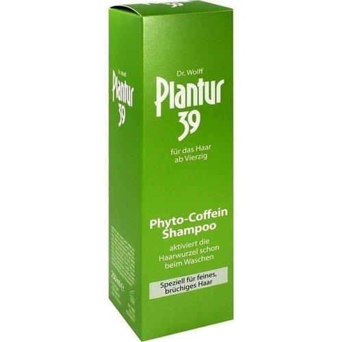 Plantur 39 Coffein Shampoo 250ml PZN 04245537 - ST