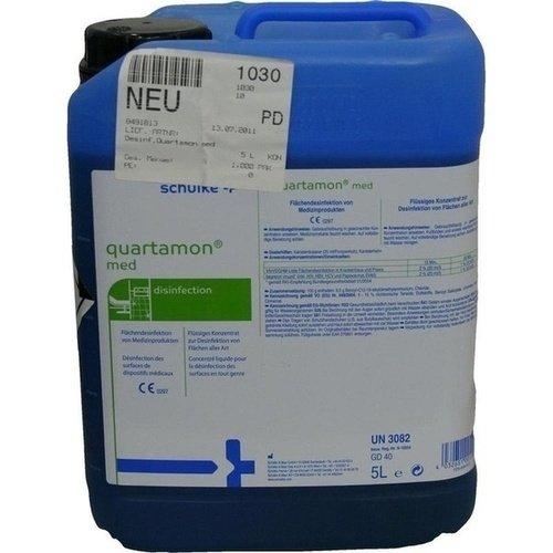 Quartamon Med Konzentrat 5 L PZN 08491813 - ST