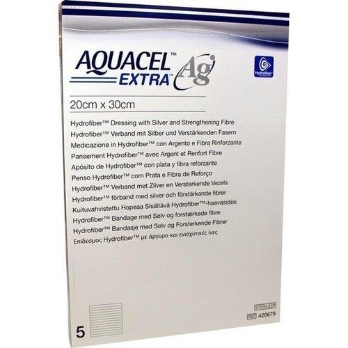 Aquacel AG Extra 20x30cm Kompressen 5 ST PZN 09508527 - PK/5