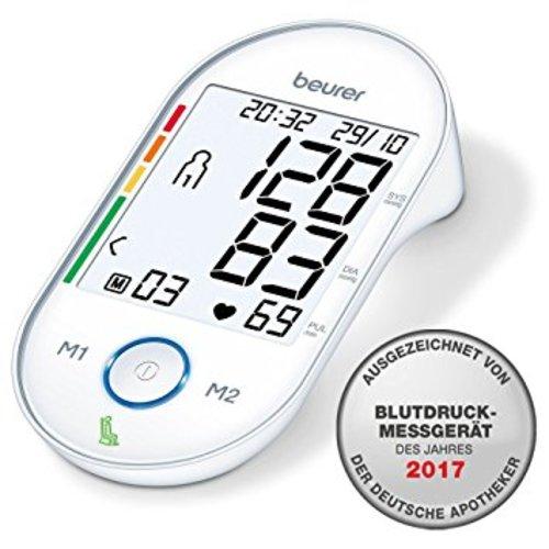 Beurer BM 55 Bluetooth - Oberarm-Blutdruckmessgerät